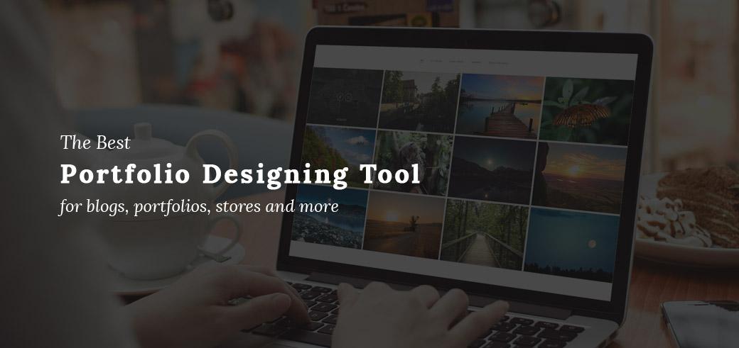 The Best Portfolio Designing Tool