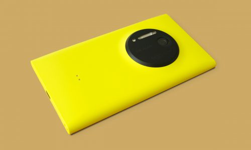 Nokia Lumia Mockup