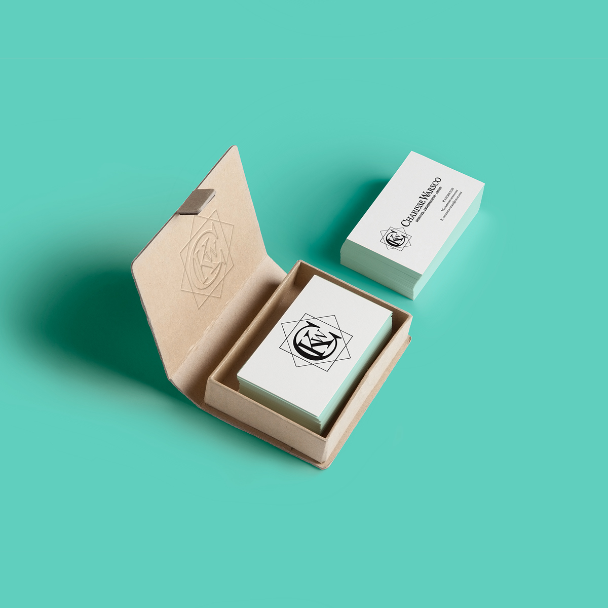 Logo Business Cards