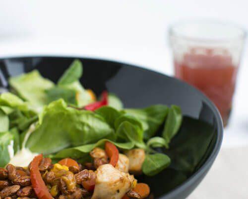 Mexican Salads Set