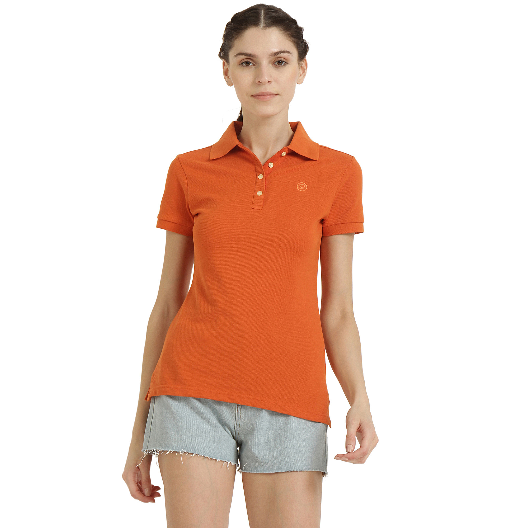 Orange Color Tshirt