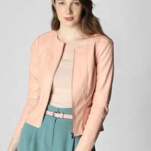 Peach Color Jacket