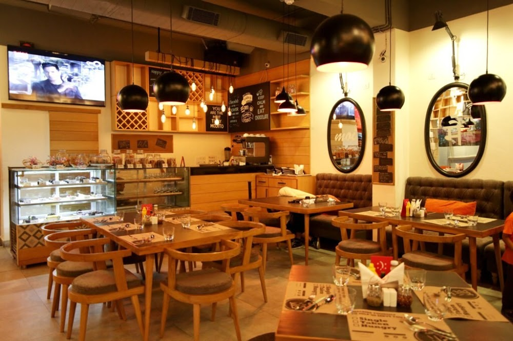 Cafe Me Janakpuri