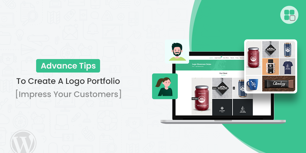 Advance Tips To Create A Logo Portfolio [Impress Your Customers]