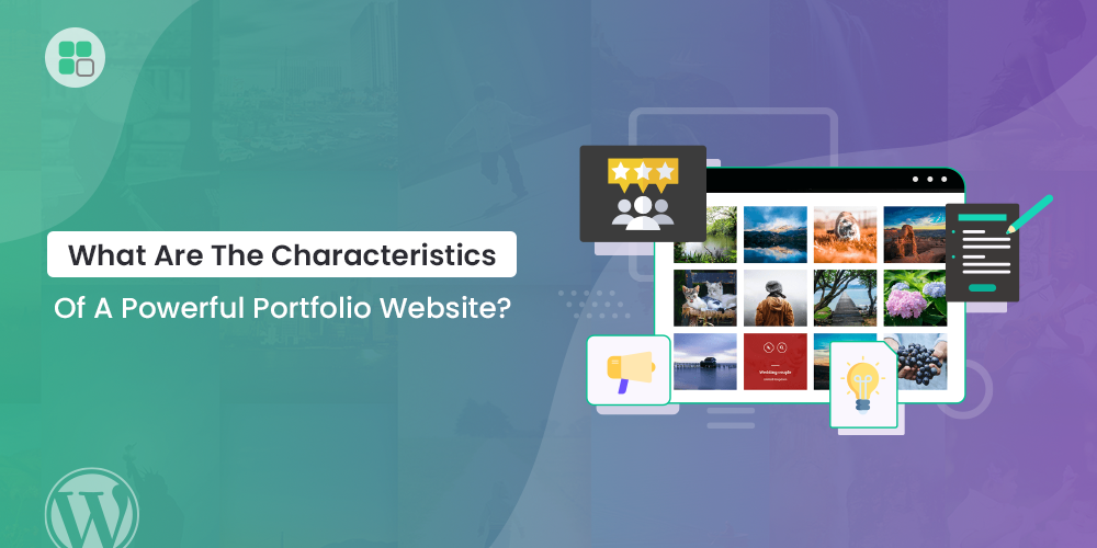 What Are The Characteristics Of A Powerful Portfolio Website?