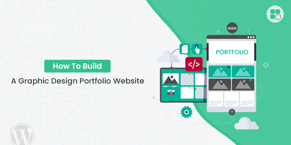 How To Build A Graphic Design Portfolio Website